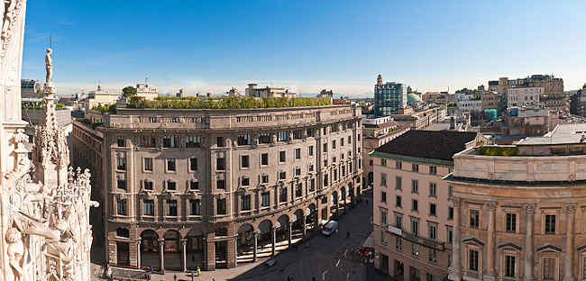 Hotel Milano Scala, boutique hotel Milan Italie