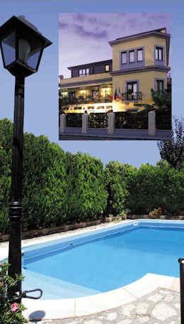 Les plus beaux hotels en Italie - Villa Medici hotel de charme Baie de Naples