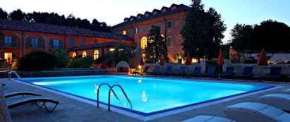 Hotel Relais del Sant'Uffizio, Italie (Piscine)