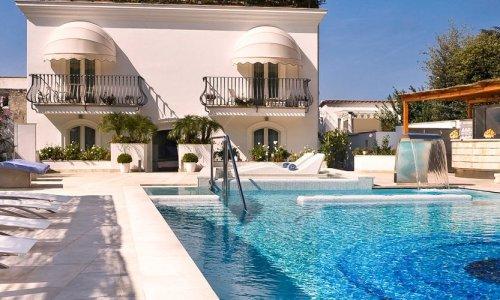 Meliá Villa Capri, hôtel design Anacapri