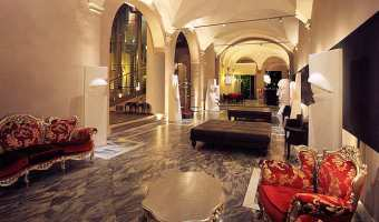 Hotel palazzo Borghese, boutique hotel Florence Italie