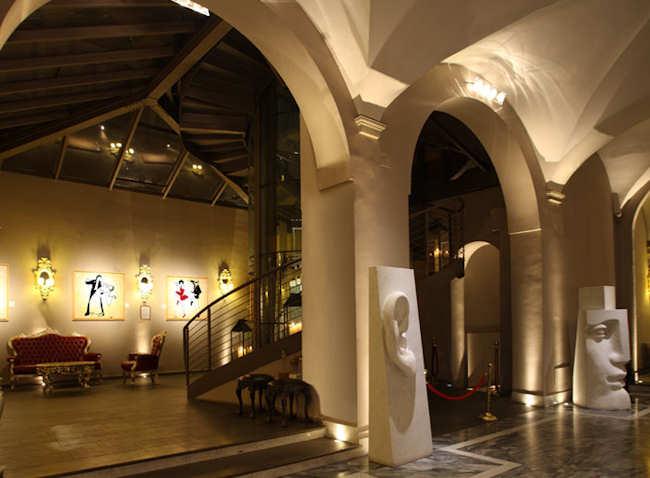Borghese Palace Art Hotel, centre historique Florence Italie