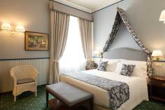 Hotel Victoria Turin Italie (chambre Supérieure)