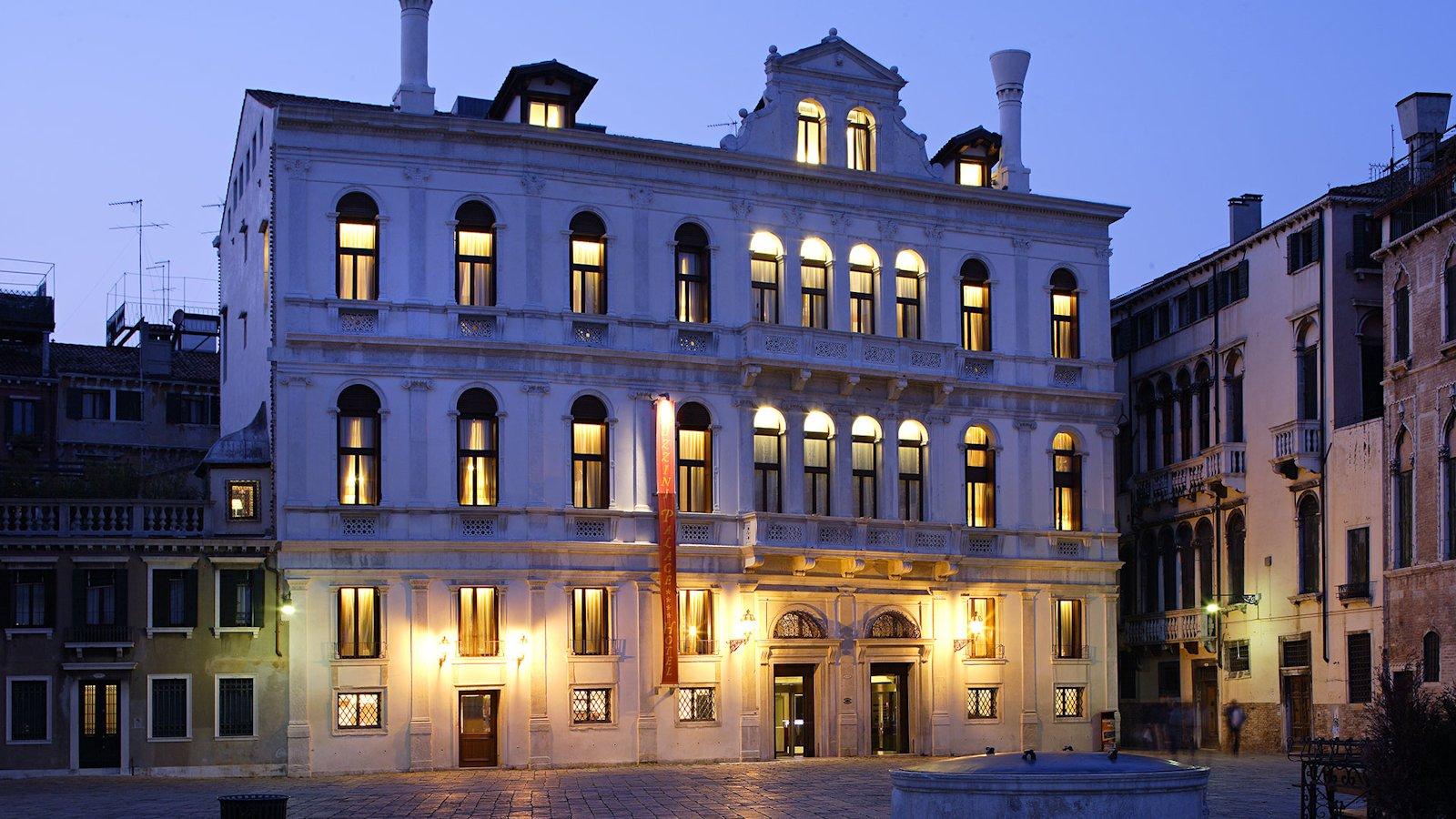 hotel ruzzini palace, Venise Italie