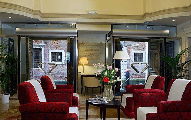 hotel 4 etoiles Venise italie