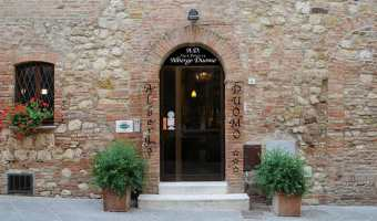 Albergo Duomo, hotel de charme Montepulciano Toscane