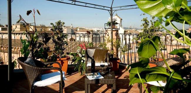 Hotel Trevi, 3 etoiles au coeur de Rome Italie