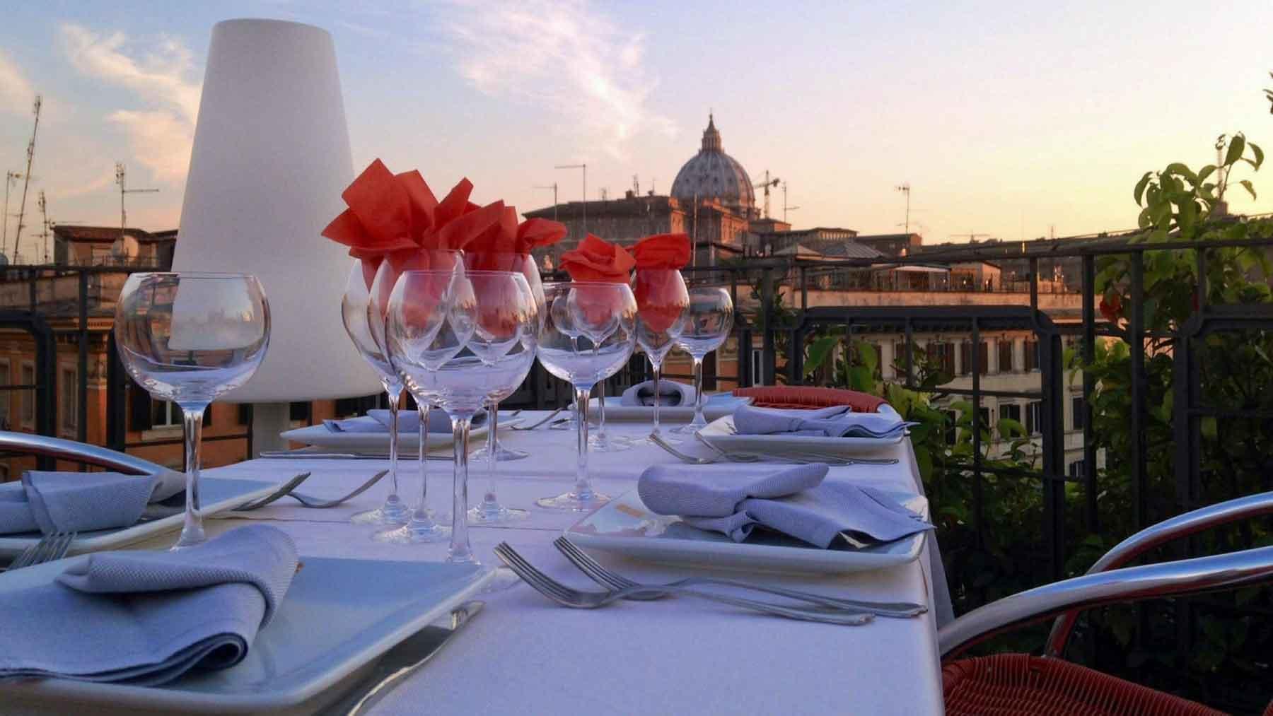 Orange Hotel, concept Art Deco et vintage au cœur de Rome