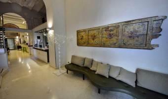 Quintocanto Hotel & Spa dans le centre historique de Palerme, Sicile