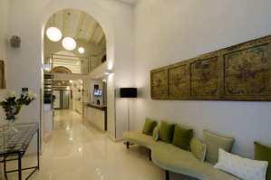 Quintocanto Hotel & Spa 4 étoiles à Palerme, Sicile