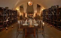 Byblos Art Hotel Verona : Cave à vins