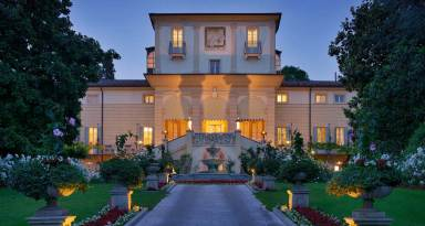 Byblos Art Hotel Villa Amistà Verone Italie