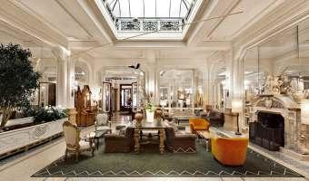 Grand Hotel et de Milan, hotel 5 etoiles luxe Milan Italie