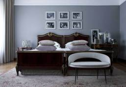 Grand Hotel et de Milan, Italie : Chambre