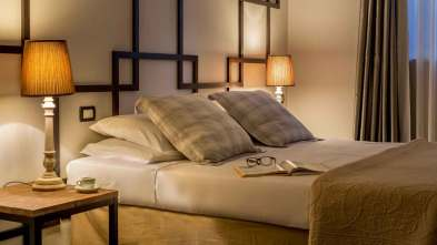 The B Place Hotel Rome Italie (chambre)