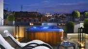 The First Art Hotel Rome : Jacuzzi Suite