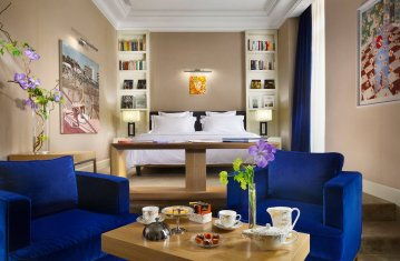The First Art Hotel Rome Junior Suite