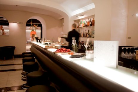 The First Art Hotel Rome : lounge bar