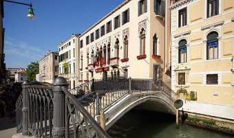 Liassidi palace hotel, Venise Italie