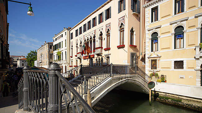 Liassidi palace hotel 4 etoiles, Venise Italie