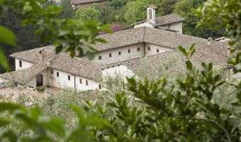 Park Hotel ai Cappuccini, hotel de charme dans un ancien monastere a Gubbio - Ombrie