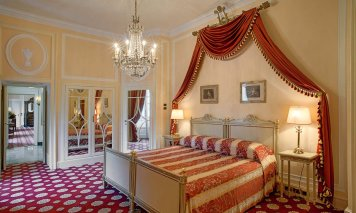Villa d'Este hotel lac de Come : Suite Cardinal