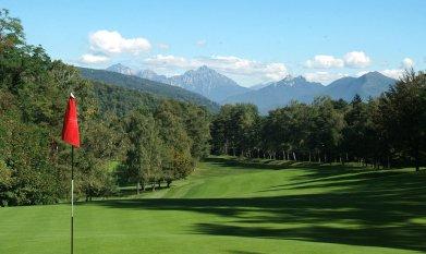Villa d'Este hotel de luxe lac de Come : Golf club