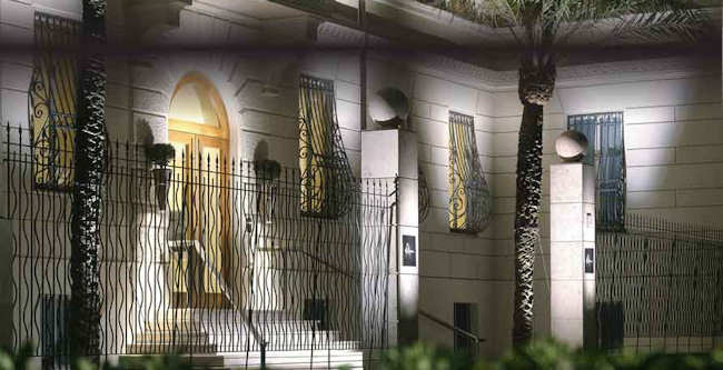 Capo d'Africa, boutique hotel Rome centre