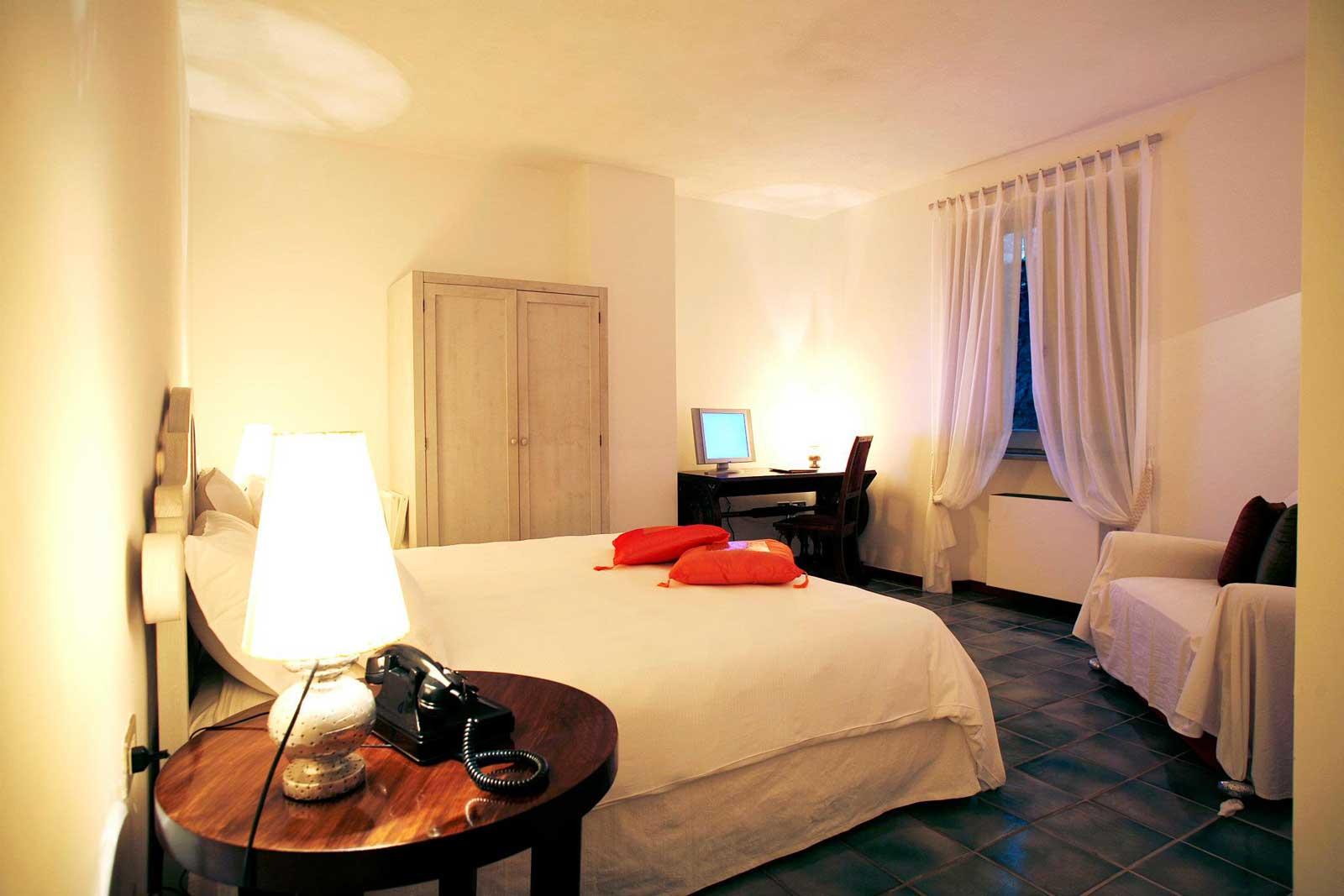 Locanda Delle Donne Monache Maratea : chambre