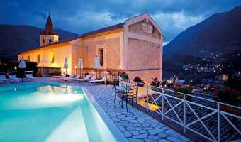 Locanda Delle Donne Monache, hôtel de charme à Maratea Italie du sud