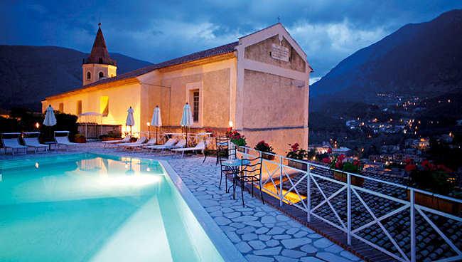 Hotel De Charme Ligurie Italie