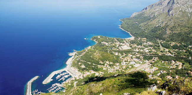 La locanda donne Monache, Maratea en Basilicate - Italie du sud
