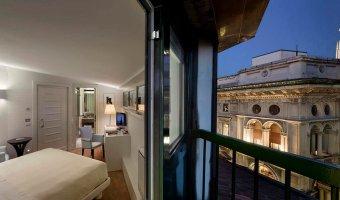 UNA Maison Milano, hotel de charme Milan Italie