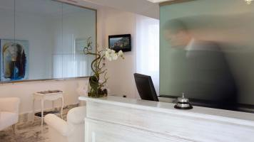 La Ciliegina Lifestyle Hotel : réception