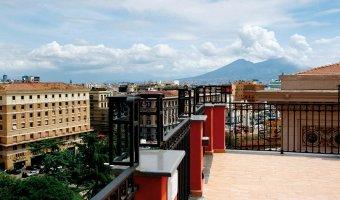 La Ciliegina Lifestyle hotel en plein centre de Naples