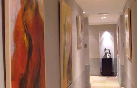 Residenza A, Boutique Art Hotel Rome Italie : intérieur