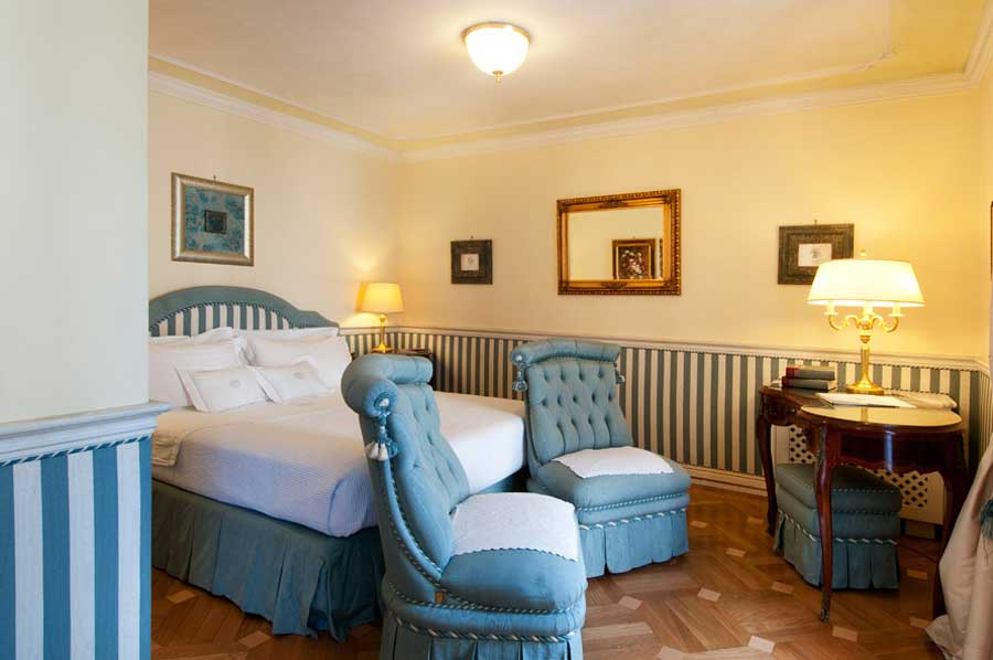 Petit Palais hotel Milan centre : Chambre Deluxe