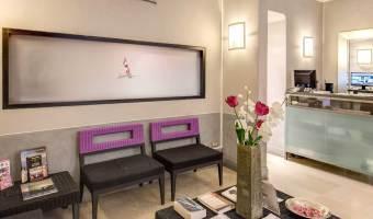 Residenza A, Boutique Art Hotel Rome Italie : réception