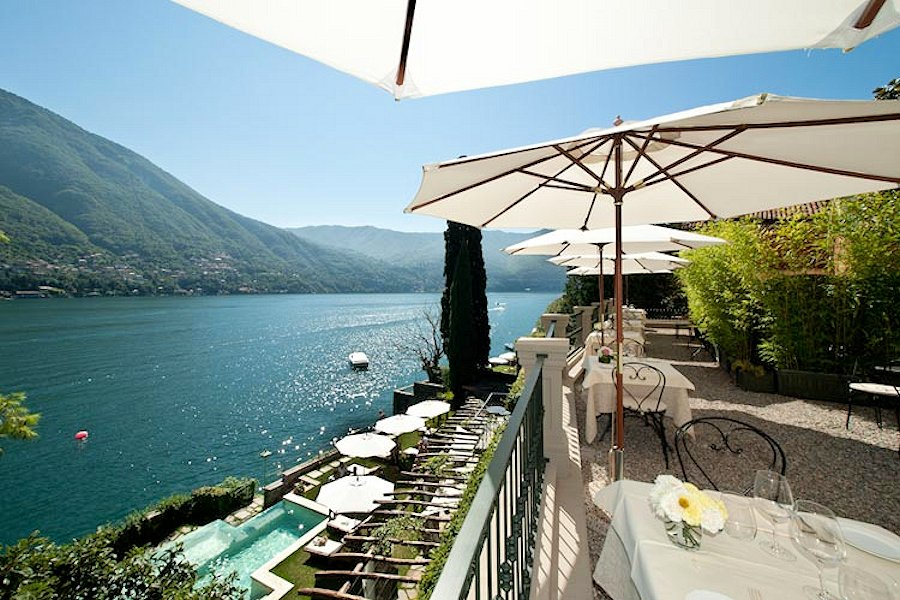 Relais Villa Vittoria, hotel a Laglio (Lac de Come)