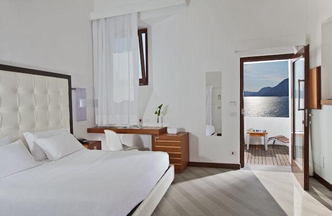 Chambre double boutique hôtel côte amalfitaine