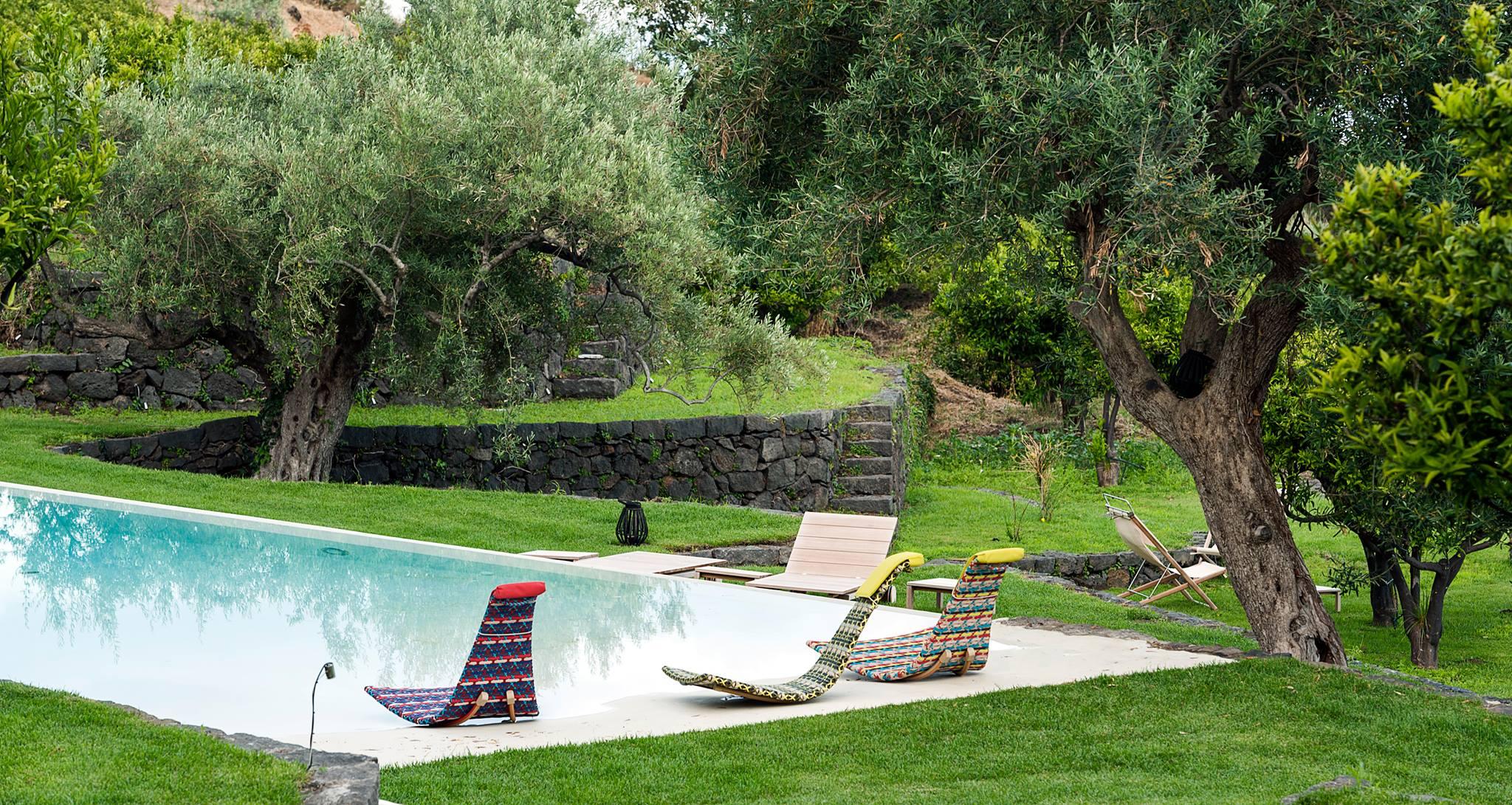 Relais Monaci delle Terre Nere, hotel de charme en Sicile