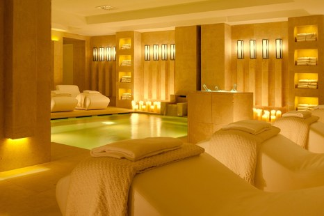 Borgo Egnazia, Pouilles Italie : spa