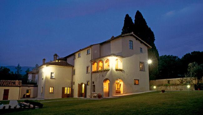 Hotel Relais Torre Santa Flora, Subbiano (Toscane, Italie)