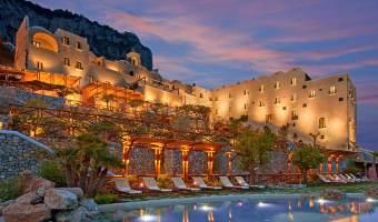 Monastero Santa Rosa, hôtel de charme sur la côte amalfitaine