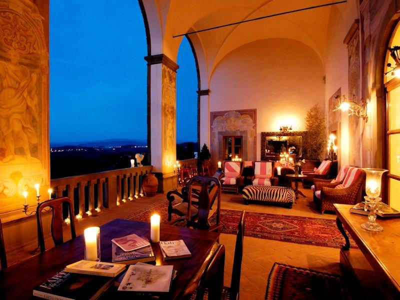 Hotel Matrimoni Toscana : Villa mangiacane hôtel de luxe en toscane florence