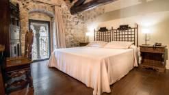 Castello di Monterone, Hotel de charme en Ombrie : Chambre de l'étrusque