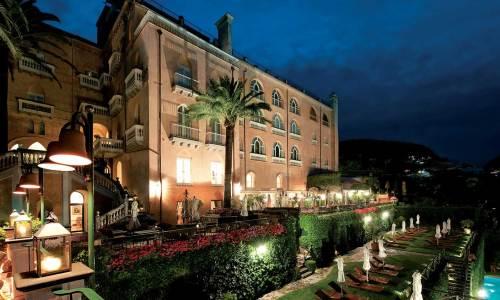 Palazzo Avino, Hôtel de luxe à Ravello sur la Côte Amalfitaine