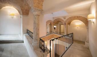 Palazzo dei Mercanti, Hôtel de charme à Ascoli Piceno (région des Marches)