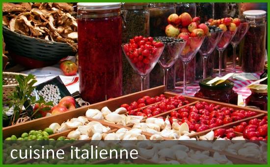La Cuisine Italienne Guide Italie