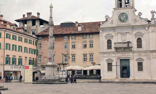 Udine Sehenswürdigkeiten Urlaub auf ItalienInselnde